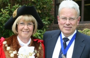 Cllr Sue Spittle and husband John, a Health and Safety Advisor to the Chemical Industry, have two children, Penny and Michael, and one grandson, Adam.